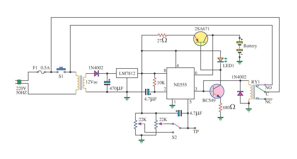 Pusat Ilmu Pengetahuan Berbagi Laman 6 Openpilot Controller Wiring Diagram Rangkaian Pengisi Baterai 6v